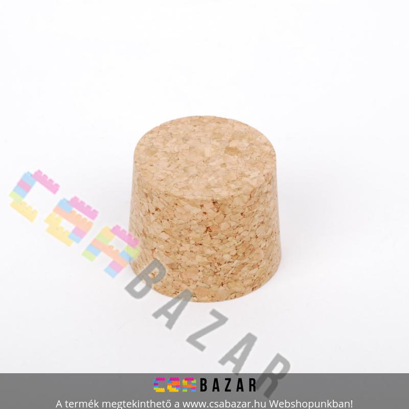 Gyufát készítő parafa